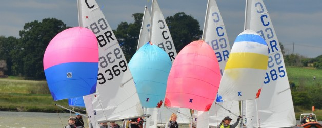 CADET / RADIAL U21 OPEN 24/25 JUNE