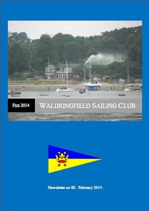 Newsletter, Feb 2014