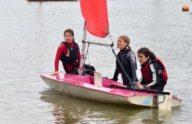 Junior sailing club