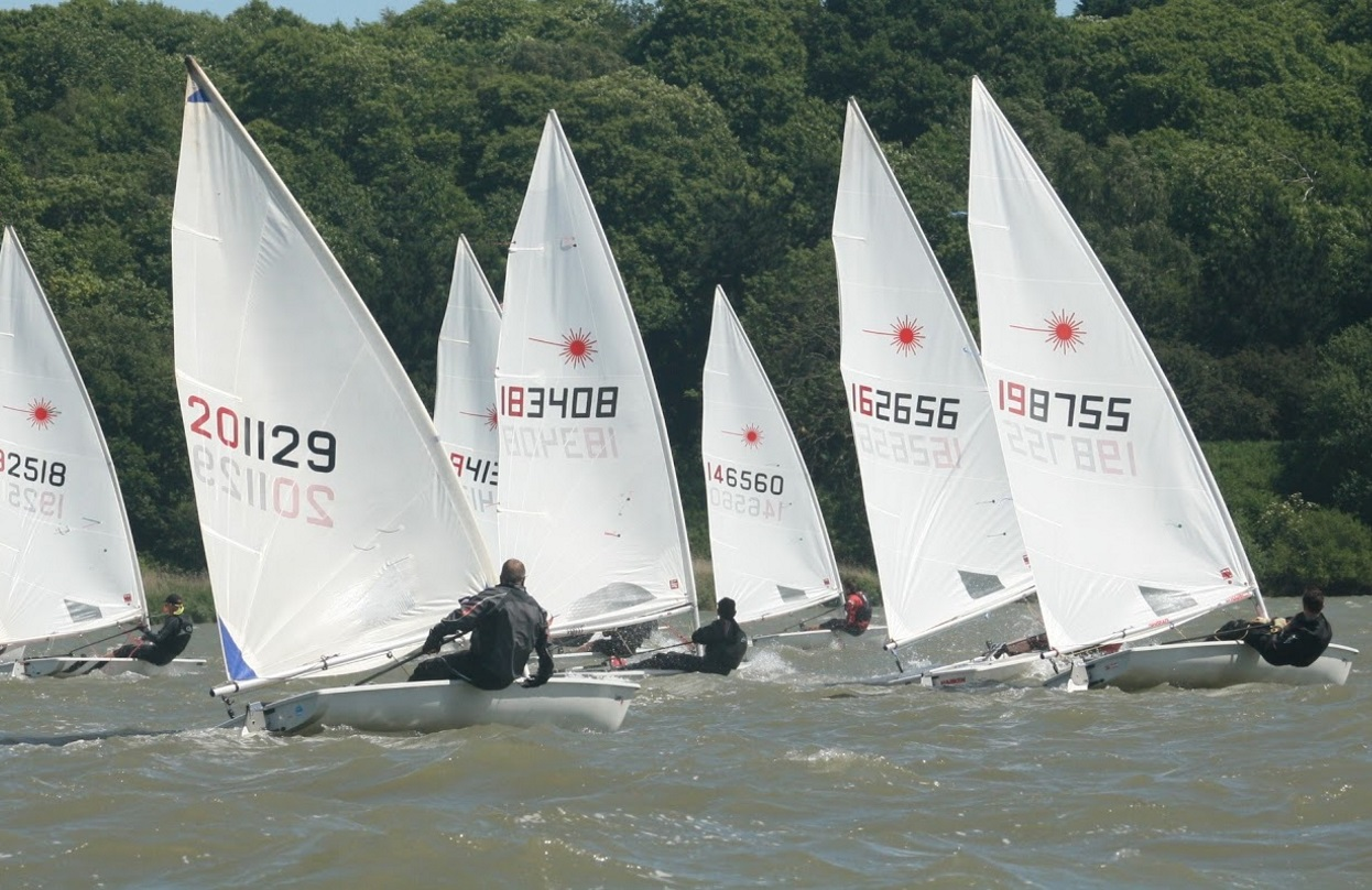 Go racing at Waldringfield Sailing Club
