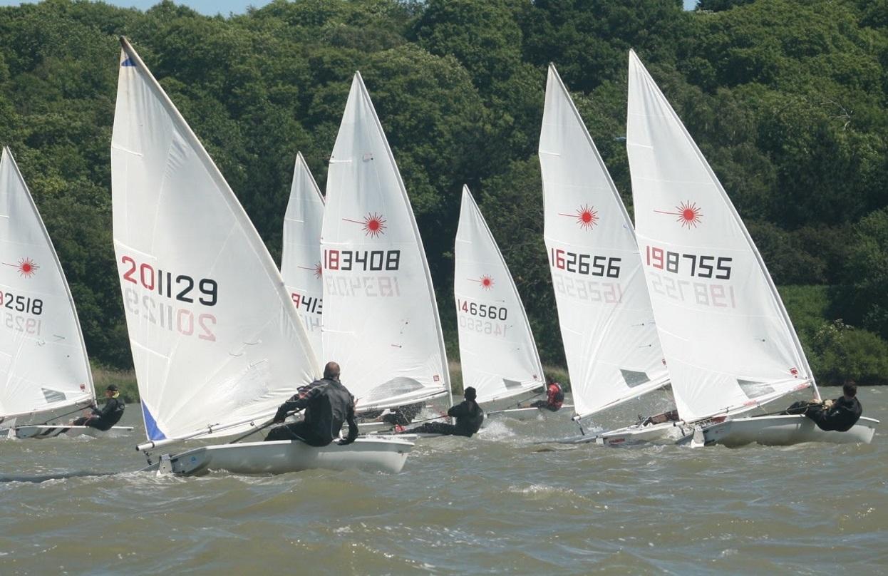 Go racing at Waldringfield Sailing Club