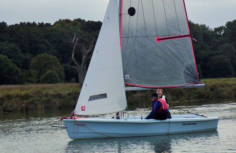 Go Sailing at Waldringfield