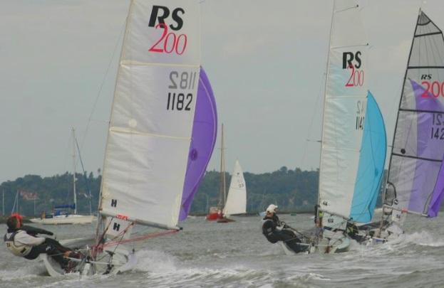 Start racing at Waldringfield Sailing Club